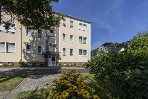 Gersdorfstraße 1, Niesky  3-Raum-Wohnung mit Balkon