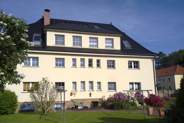 Individuelle Familienwohnung mit Garten zu vermieten, Schillerstraße 1, Niesky