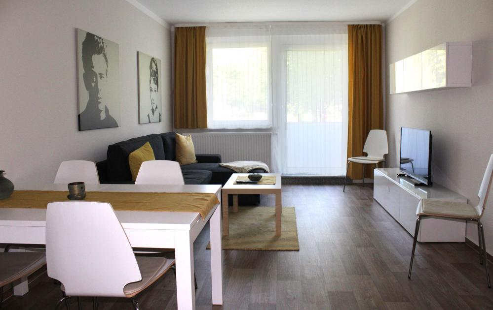 Gästewohnung - Wohnzimmer