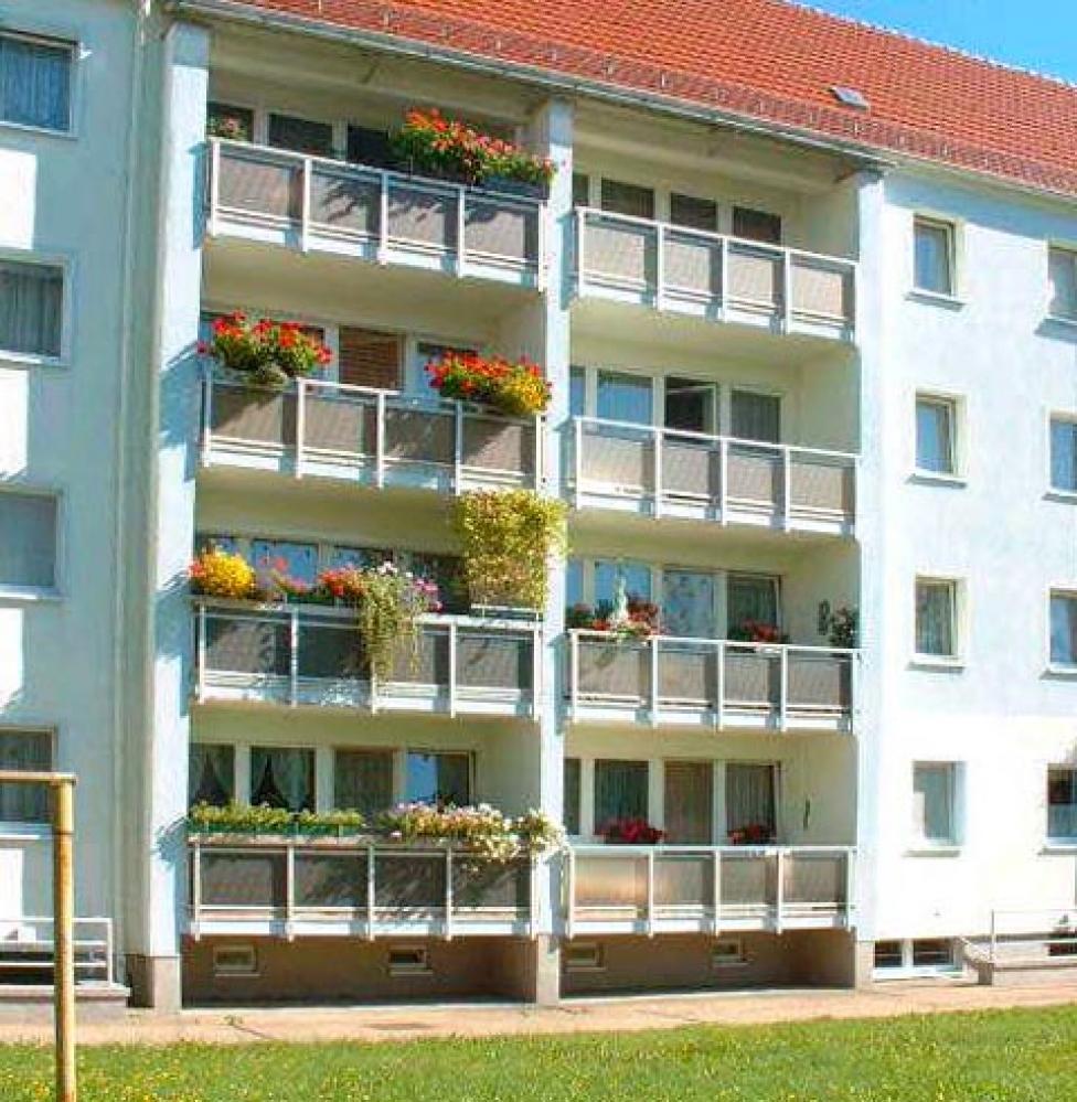 Wohnungen mit Balkon Pestalozzistraße