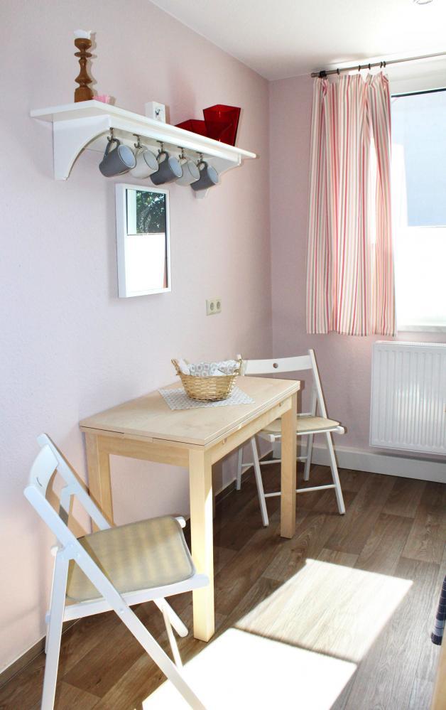 Gästewohnung - Küche Esstisch