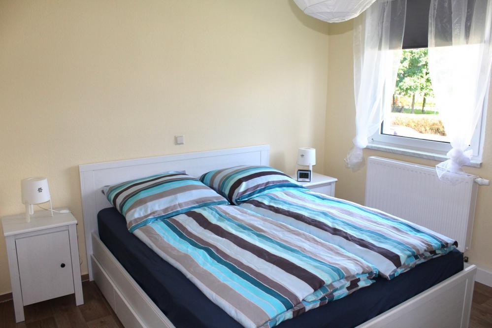Gästewohnung - Schlafzimmer