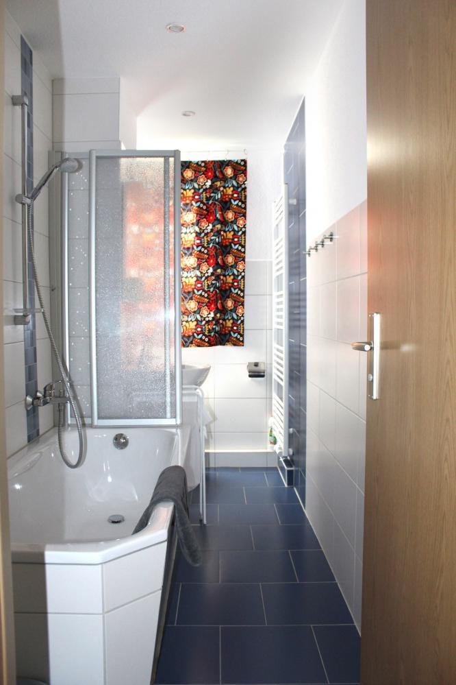 Gästewohnung - Bad